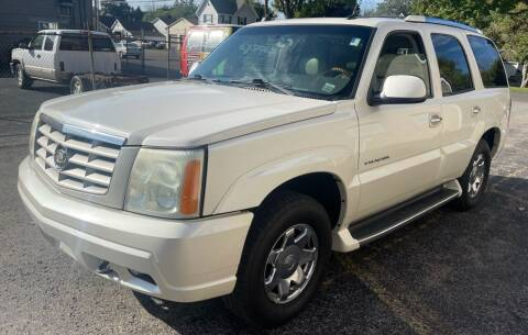 2004 Cadillac Escalade for sale at Select Auto Brokers in Webster NY