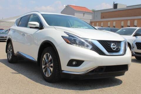 2018 Nissan Murano for sale at SHAFER AUTO GROUP in Columbus OH