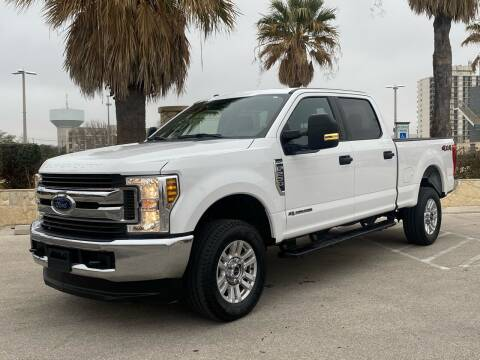 2019 Ford F-250 Super Duty for sale at Motorcars Group Management - Brele Investments LLC in San Antonio TX