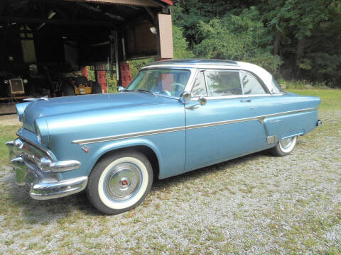 1954 Ford skyliner for sale at Sleepy Hollow Motors in New Eagle PA