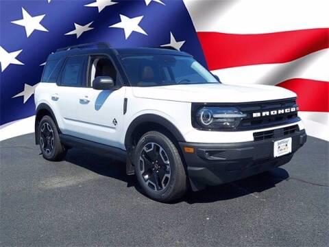2021 Ford Bronco Sport for sale at Gentilini Motors in Woodbine NJ