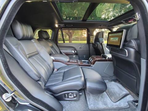 2016 Land Rover Range Rover for sale at Monaco Motor Group in Orlando FL