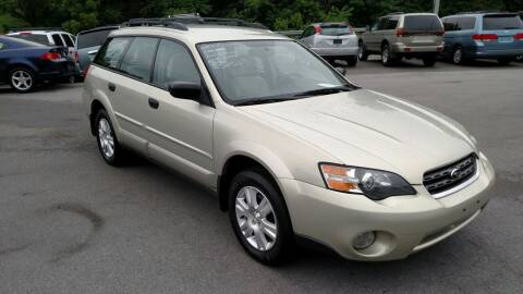 2005 Subaru Outback for sale at DISCOUNT AUTO SALES in Johnson City TN