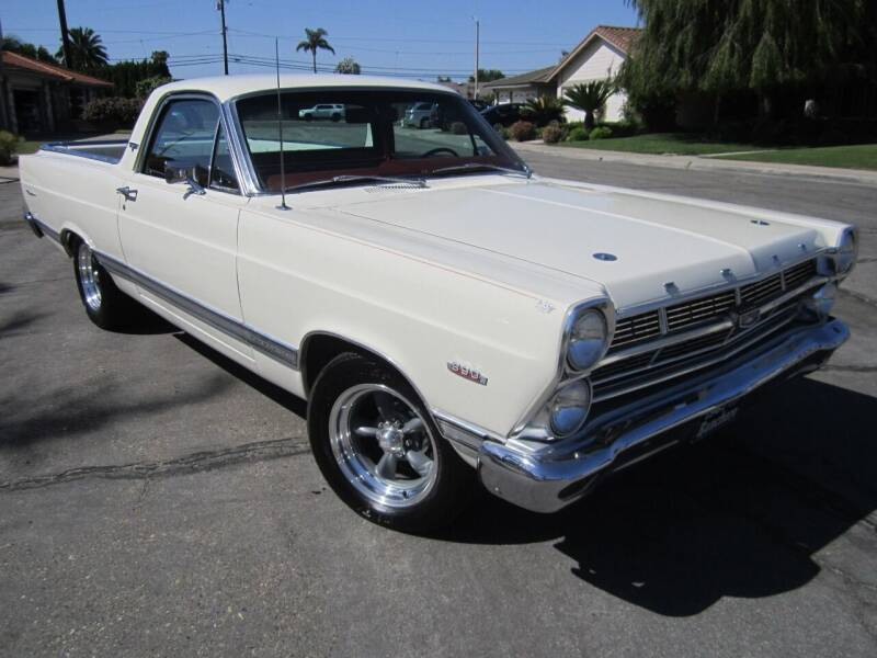 1967 Ford Fairlane for sale at SoCal Motors in Los Alamitos CA
