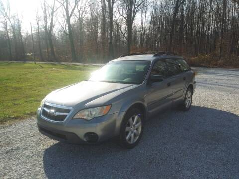 2009 Subaru Outback for sale at Doyle's Auto Sales and Service in North Vernon IN