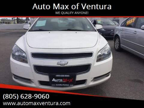 2008 Chevrolet Malibu for sale at Auto Max of Ventura in Ventura CA