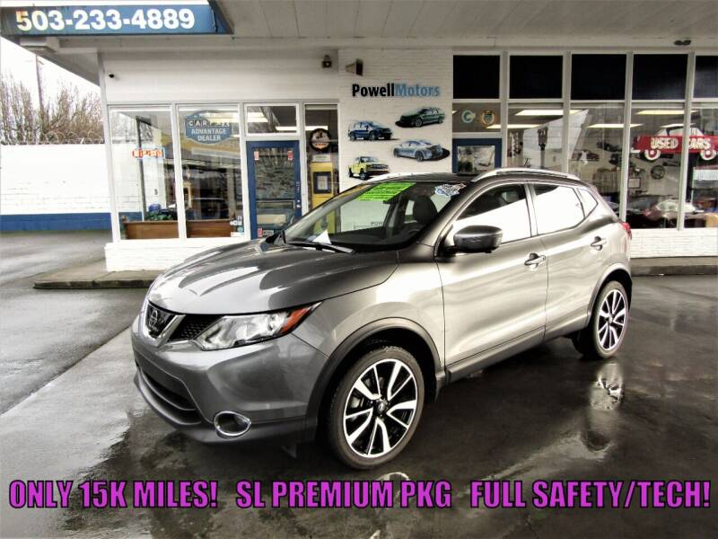 2018 Nissan Rogue Sport for sale at Powell Motors Inc in Portland OR