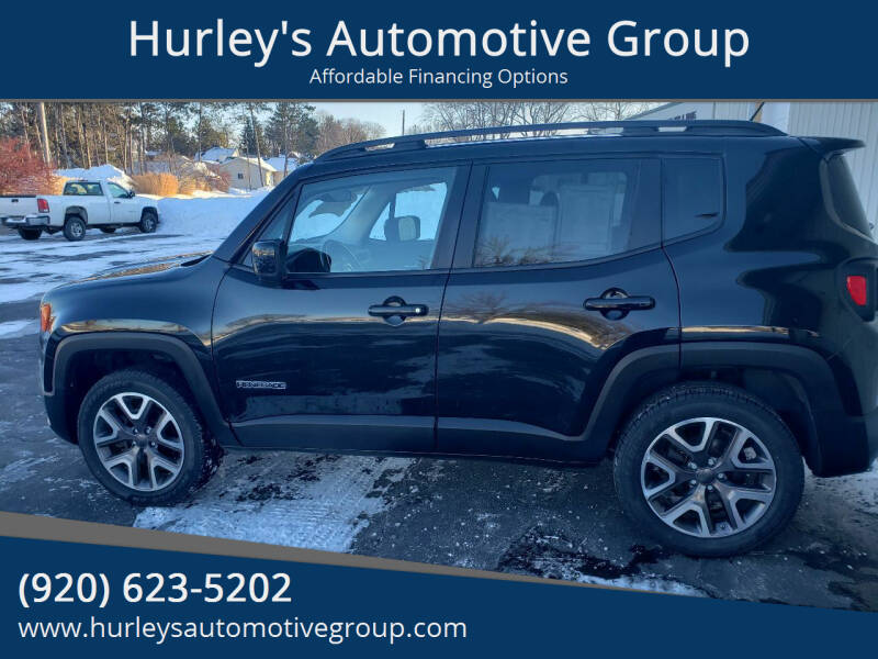 2015 Jeep Renegade for sale at Hurley's Automotive Group in Columbus WI