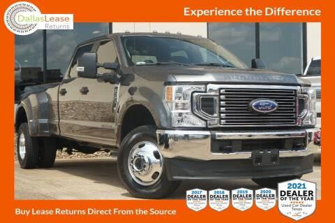2020 Ford F-350 Super Duty for sale at Dallas Auto Finance in Dallas TX