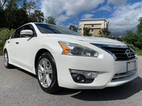 2013 Nissan Altima for sale at Auto Warehouse in Poughkeepsie NY