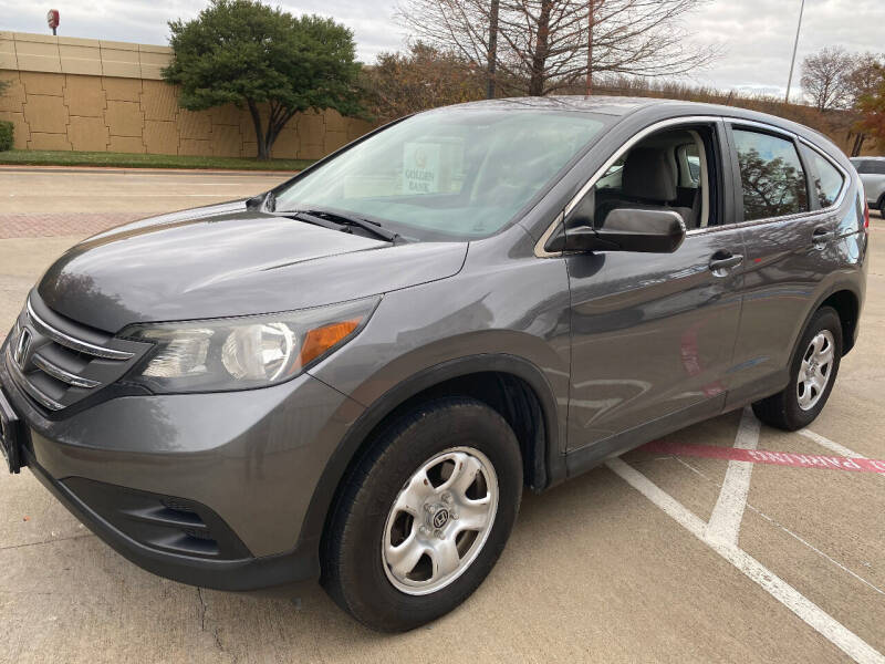 2014 Honda CR-V for sale at Ted's Auto Corporation in Richardson TX