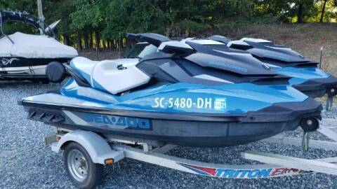 2018 Sea-Doo n/a for sale at Impex Auto Sales in Greensboro NC