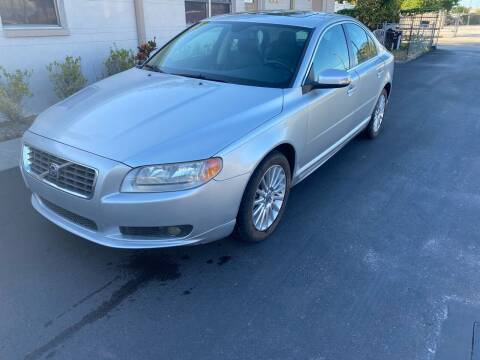 2008 Volvo S80 for sale at Ultimate Autos of Tampa Bay LLC in Largo FL