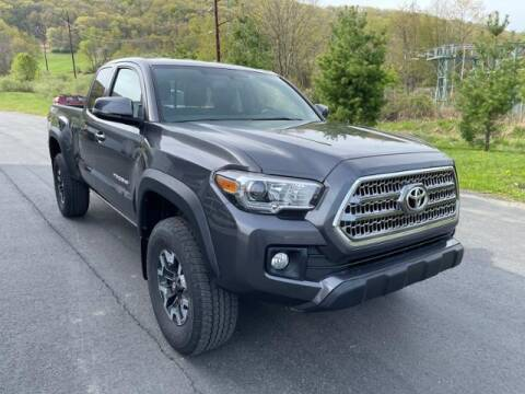 2017 Toyota Tacoma for sale at Hawkins Chevrolet in Danville PA