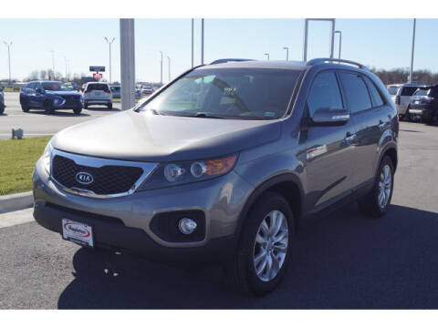 2011 Kia Sorento for sale at Napleton Autowerks in Springfield MO