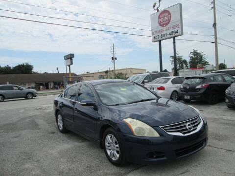 2010 Nissan Altima for sale at Motor Point Auto Sales in Orlando FL