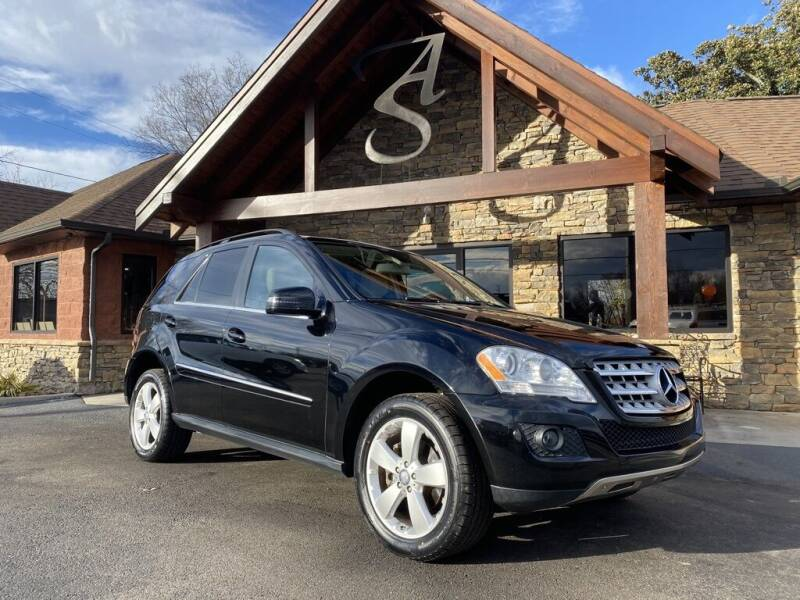 2011 Mercedes-Benz M-Class for sale at Auto Solutions in Maryville TN