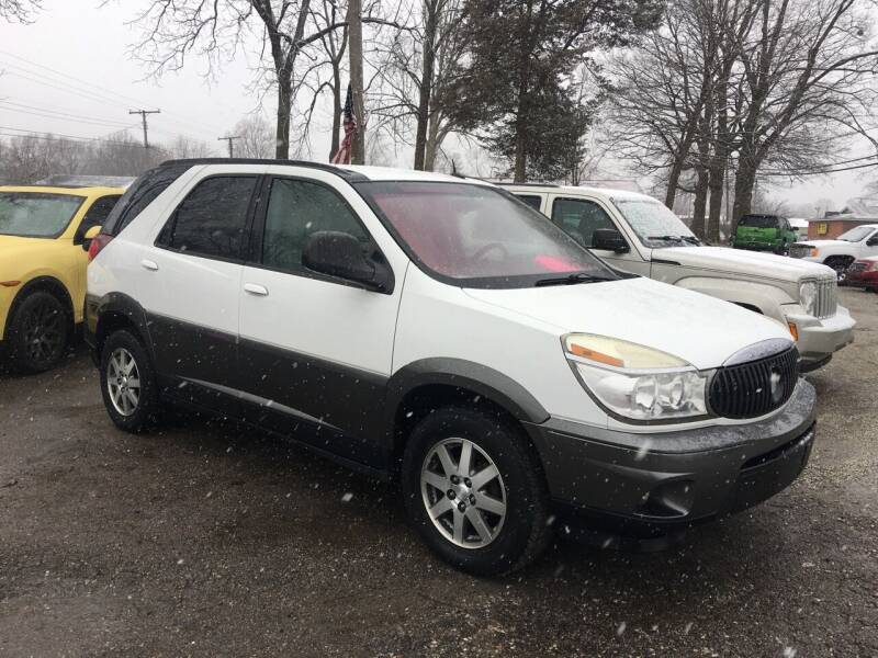 2004 Buick Rendezvous for sale at Antique Motors in Plymouth IN