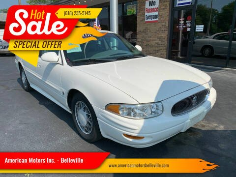 2004 Buick LeSabre for sale at American Motors Inc. - Belleville in Belleville IL