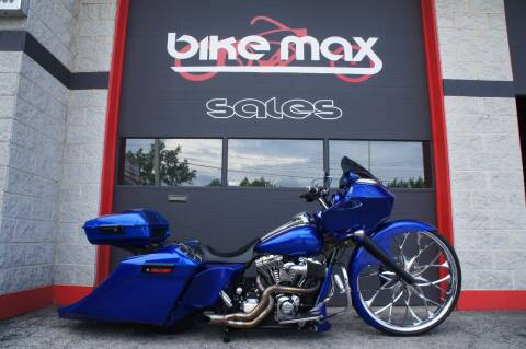 2012 Harley-Davidson Road Glide for sale at BIKEMAX, LLC in Palos Hills IL