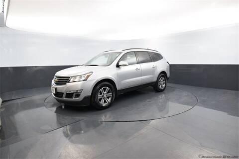 2017 Chevrolet Traverse for sale at BOB HART CHEVROLET in Vinita OK