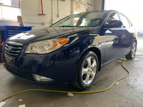 2010 Hyundai Elantra for sale at Auto Warehouse in Poughkeepsie NY