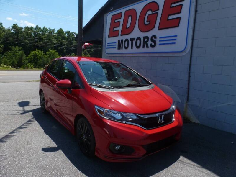 2018 Honda Fit for sale at Edge Motors in Mooresville NC