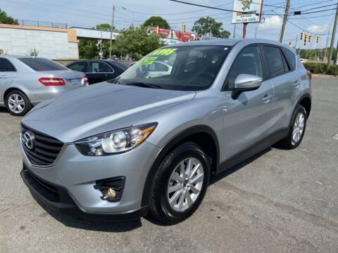 2016 Mazda CX-5 for sale at Starmount Motors in Charlotte NC