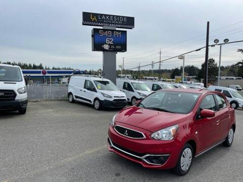 2019 Mitsubishi Mirage for sale at Lakeside Auto in Lynnwood WA