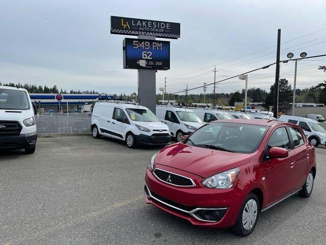 2019 Mitsubishi Mirage for sale at Lakeside Auto in Lynnwood WA