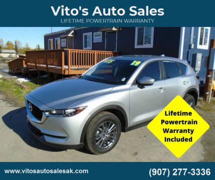 2019 Mazda CX-5 for sale at Vito's Auto Sales in Anchorage AK