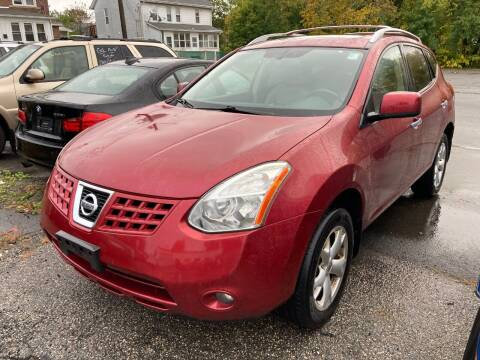 2010 Nissan Rogue for sale at ENFIELD STREET AUTO SALES in Enfield CT