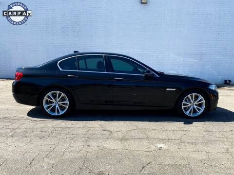 2014 BMW 5 Series for sale at Smart Chevrolet in Madison NC
