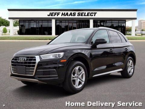 2018 Audi Q5 for sale at JEFF HAAS MAZDA in Houston TX
