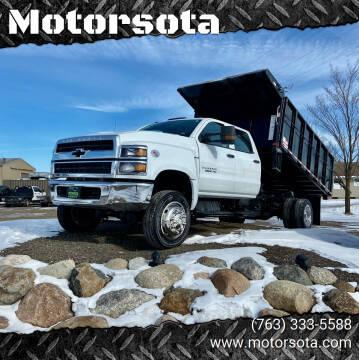 2019 Chevrolet 5500 for sale at Motorsota in Becker MN