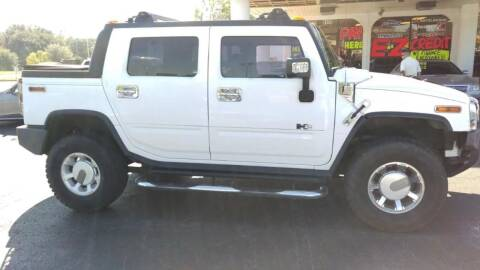 2006 HUMMER H2 SUT for sale at Tony's Auto Sales in Jacksonville FL