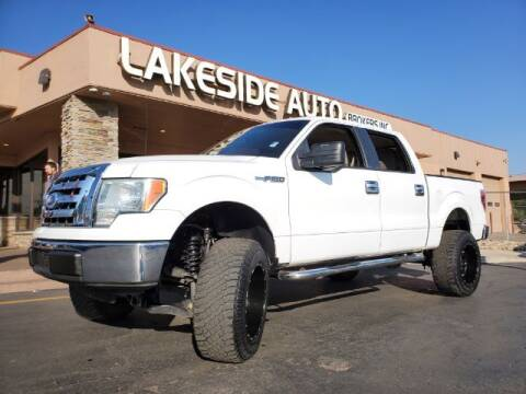2010 Ford F-150 for sale at Lakeside Auto Brokers in Colorado Springs CO