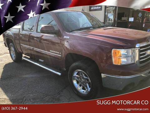 2009 GMC Sierra 1500 for sale at Sugg Motorcar Co in Boyertown PA