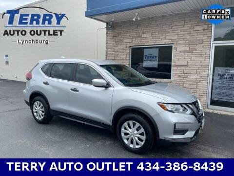 2020 Nissan Rogue for sale at Terry Auto Outlet in Lynchburg VA