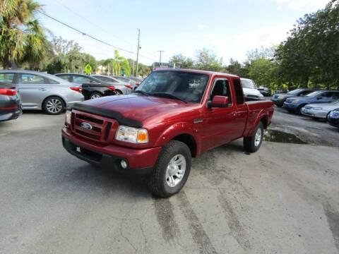 2011 Ford Ranger for sale at S & T Motors in Hernando FL