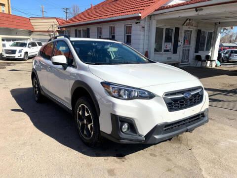 2018 Subaru Crosstrek for sale at ELITE MOTOR CARS OF MIAMI in Miami FL