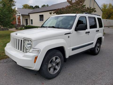 2010 Jeep Liberty for sale at Wallet Wise Wheels in Montgomery NY