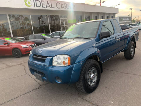 2004 Nissan Frontier for sale at Ideal Cars Apache Junction in Apache Junction AZ