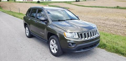 2016 Jeep Compass for sale at South Kentucky Auto Sales Inc in Somerset KY