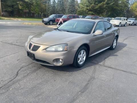 2007 Pontiac Grand Prix for sale at Northstar Auto Sales LLC in Ham Lake MN