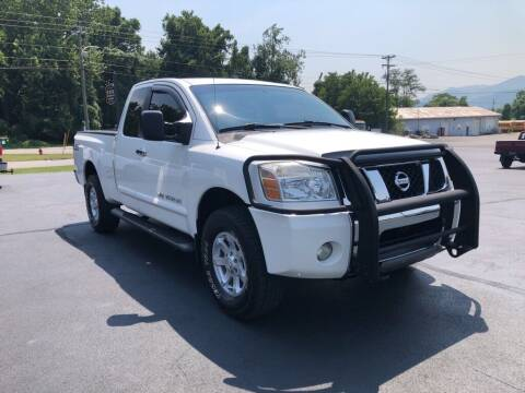 2006 Nissan Titan for sale at KNK AUTOMOTIVE in Erwin TN