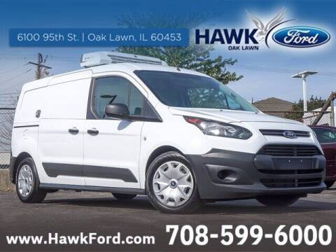 2017 Ford Transit Connect Cargo for sale at Hawk Ford of Oak Lawn in Oak Lawn IL