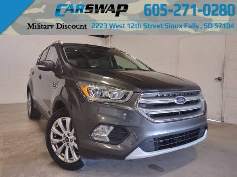 2017 Ford Escape for sale at CarSwap in Sioux Falls SD