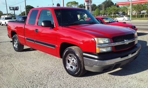 2003 Chevrolet Silverado 1500 for sale at Pinellas Auto Brokers in Saint Petersburg FL