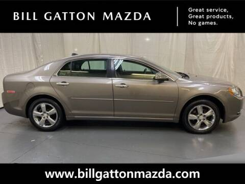 2012 Chevrolet Malibu for sale at Bill Gatton Used Cars - BILL GATTON ACURA MAZDA in Johnson City TN